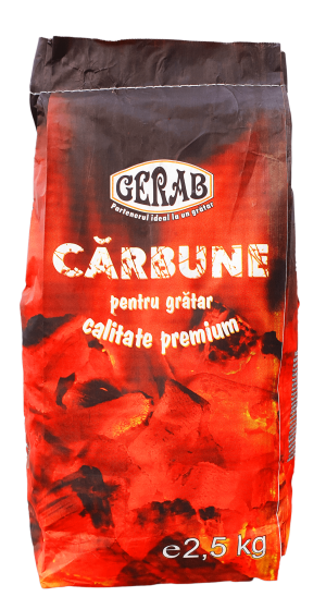 Gerab – Mangal Pentru Gratar 2,5 KG