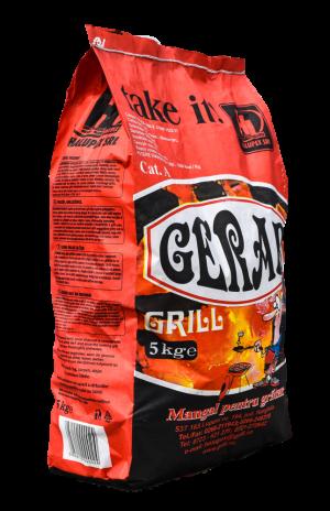 Gerab – Mangal Pentru Gratar 5 KG